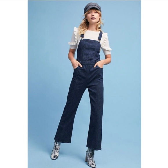 7898cf05a529 Pilcro from Anthropologie denim overalls 25. M 5b9b11d47c979d4fc53e830b